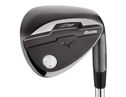 Mizuno S18 Gunmetal Black Wedge